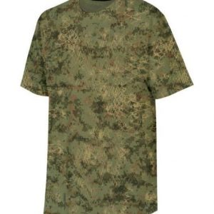 T-shirt ProHunt Snake Ghost camo Forest