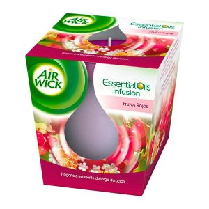 Bougie Aromatique Air Wick Fruits Rouges