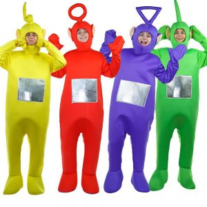 Christmas Men's Tele-baby Costumes Funny Cosplay